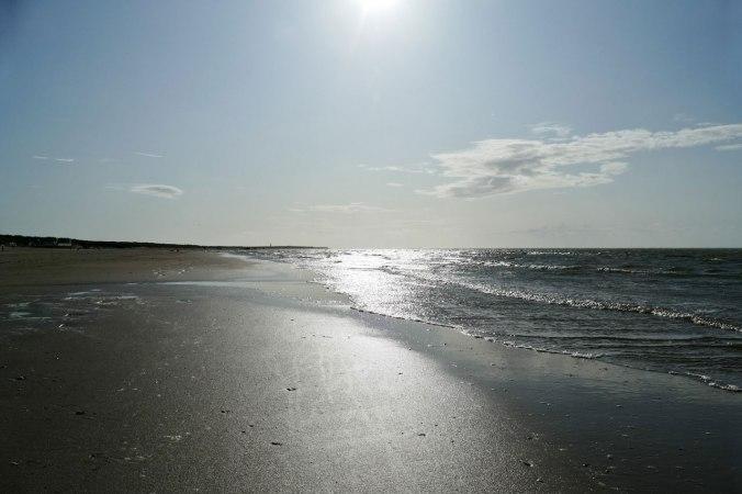 """Endlich zurück an """"unserem"""" Strand"""