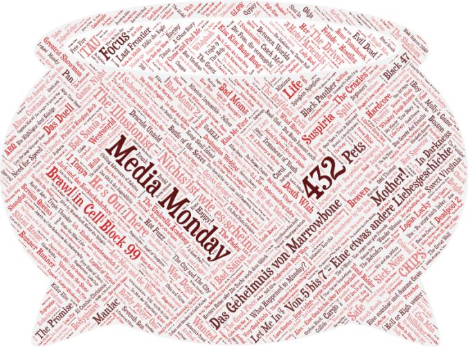 Media Monday #432