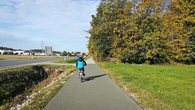 Ein wunderbarer Herbstlauf!