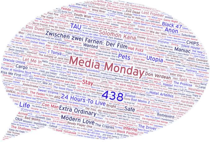Media Monday #438