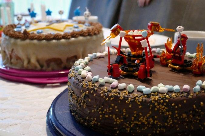 Kann es zu viele Fotos der wunderbaren Kuchen geben?