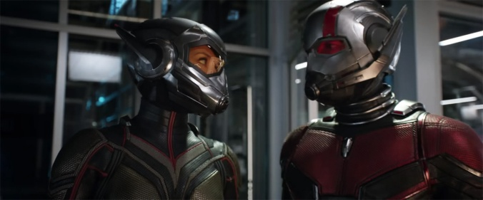 Ant-Man and the Wasp (2018) | © Walt Disney