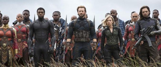 Avengers: Infinity War (2018) | © Walt Disney