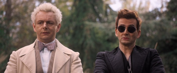 Good Omens (2019) | © Amazon Prime Video