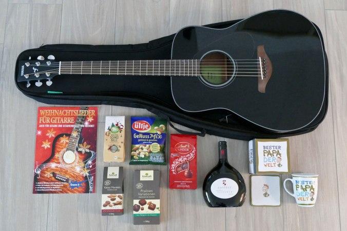 """Endlich eine """"richtige"""" Gitarre! 🎸"""