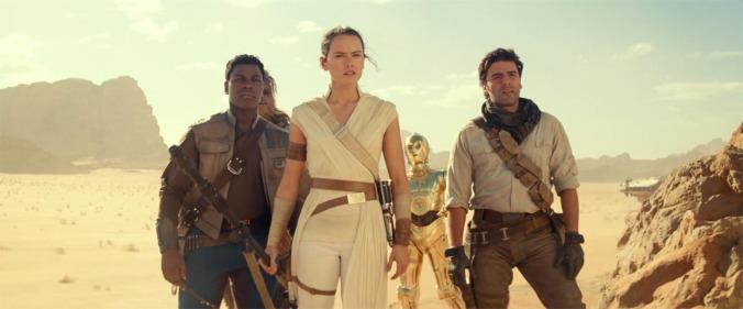 Star Wars: Der Aufstieg Skywalkers (2019) | © Walt Disney