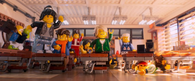The LEGO Ninjago Movie (2017) | © Warner Home Video