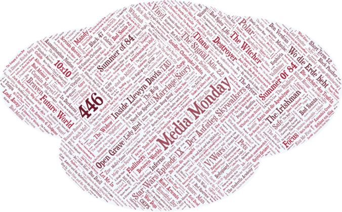 Media Monday #446