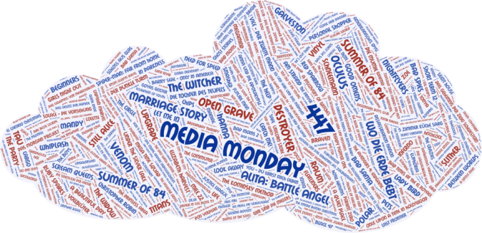 Media Monday #447