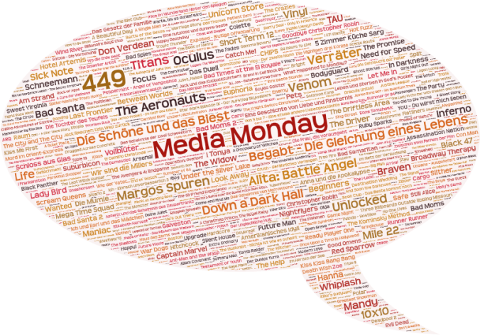 Media Monday #449