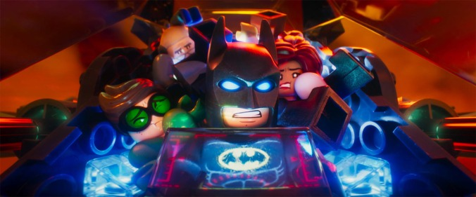 The LEGO Batman Movie (2017) | © Warner Home Video