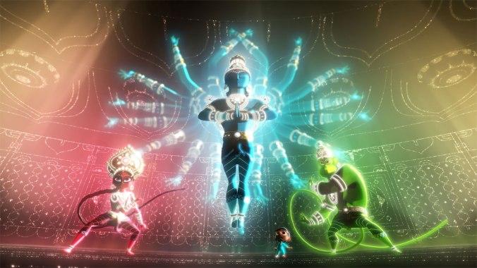 Sanjay's Super Team (2015)   © Walt Disney