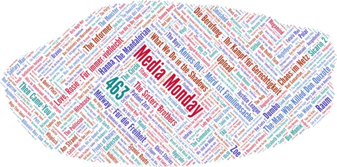 Media Monday #463