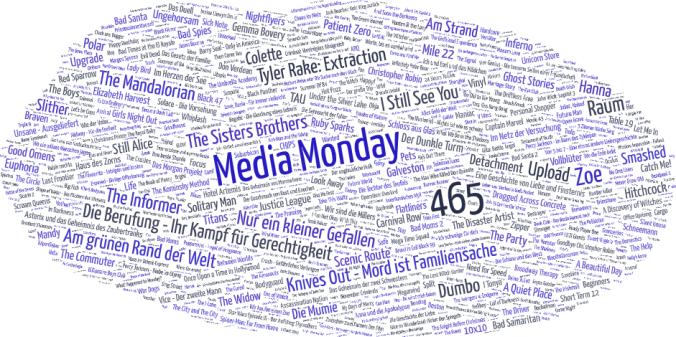 Media Monday #465