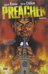 Preacher: Book One (Garth Ennis & Steve Dillon)