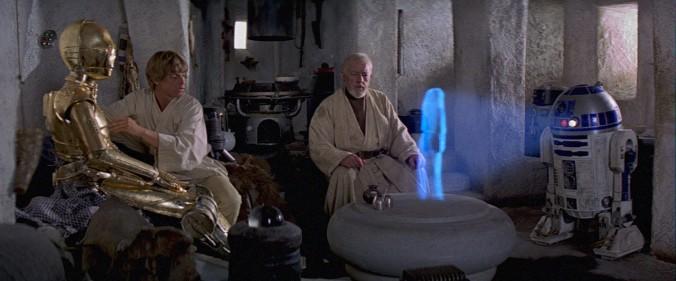 Star Wars: Eine neue Hoffnung (1977) | © Lucasfilm