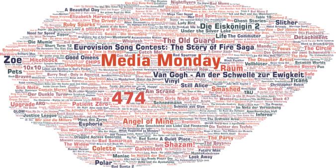Media Monday #474