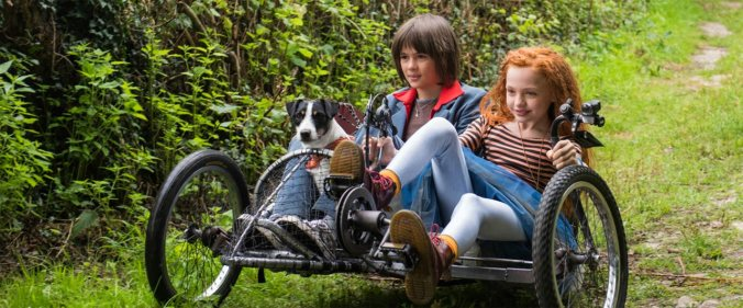 Liliane Susewind: Ein tierisches Abenteuer (2018) | © Sony Pictures Home Entertainment