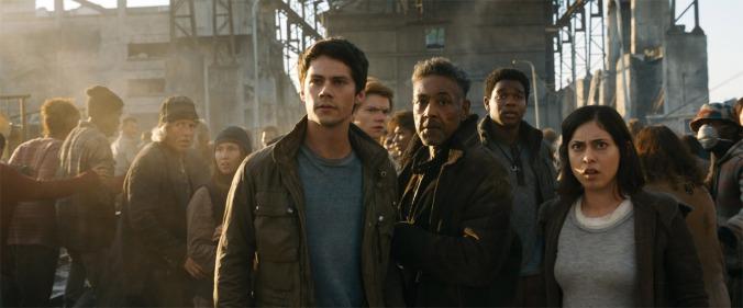 Maze Runner: Die Auserwählten in der Todeszone (2018) | © 20th Century Fox