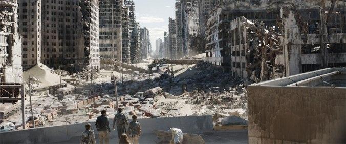 Maze Runner: Die Auserwählten in der Brandwüste (2015) | © 20th Century Fox
