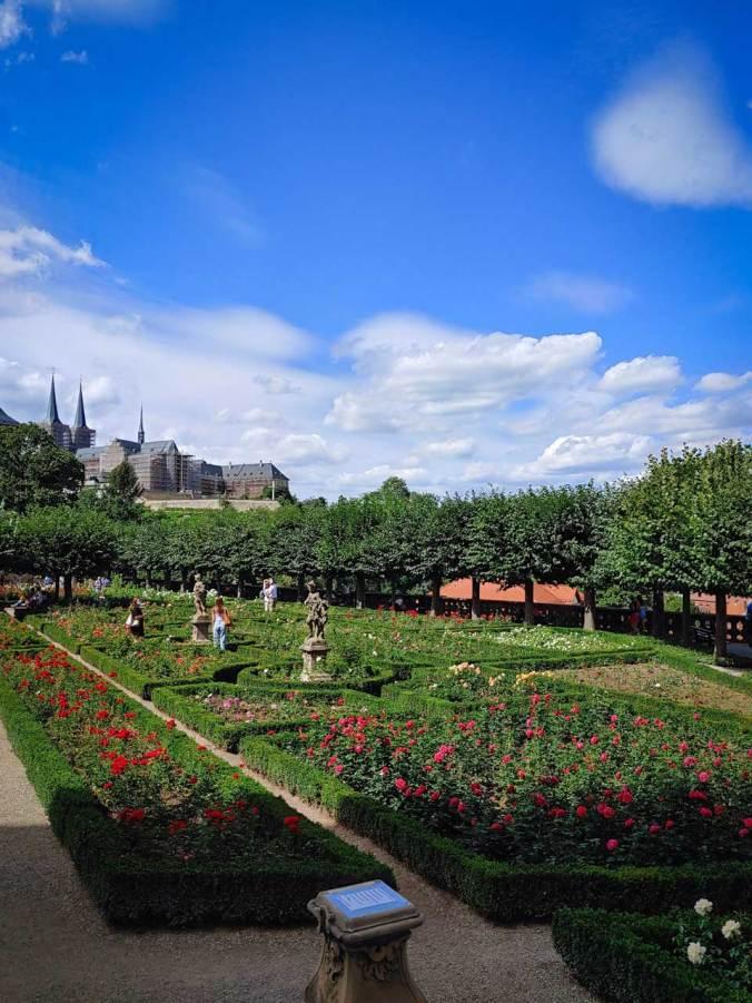 Der Bamberger Rosengarten