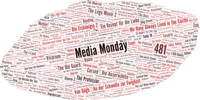 Media Monday #481