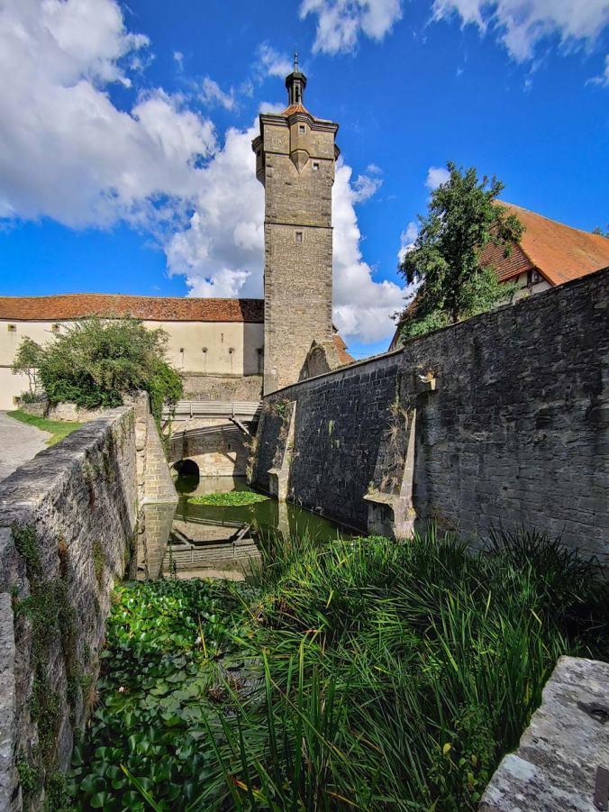 Zurück in Rothenburg ob der Tauber