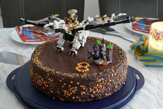 ...sondern auch die Kuchen