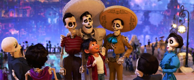 Coco (2017) | © Walt Disney