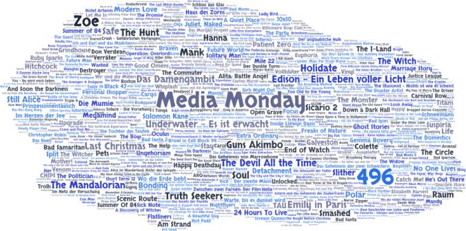 Media Monday #496