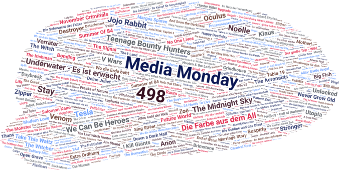 Media Monday #498
