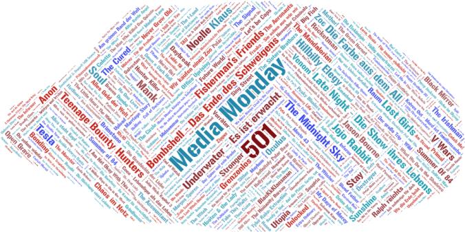 Media Monday #501