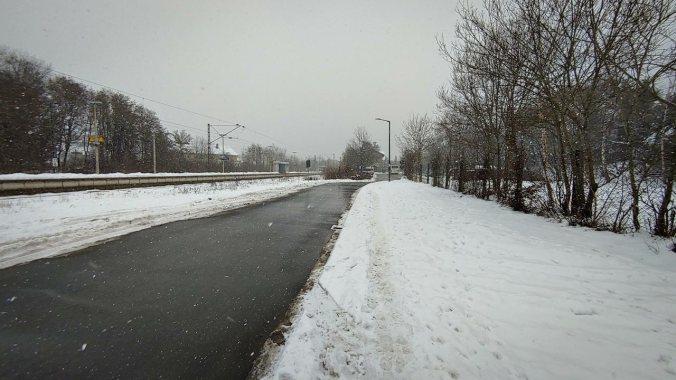 Es schneit und schneit...