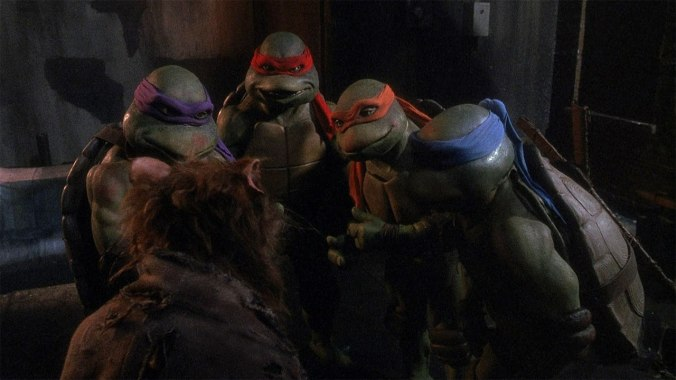 Turtles (1990) | © Alive - Vertrieb und Marketing/DVD