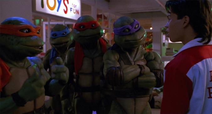 Turtles 2: Das Geheimnis des Ooze (1991) | © Alive - Vertrieb und Marketing/DVD