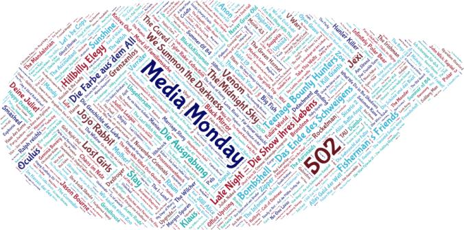 Media Monday #502
