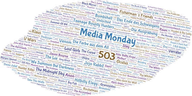 Media Monday #503