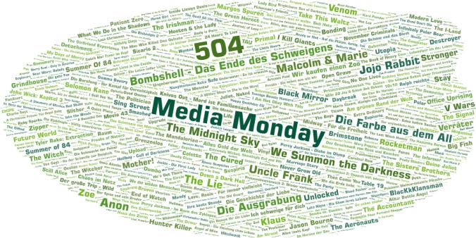 Media Monday #504