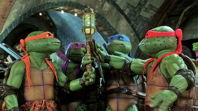 Turtles III (1993) | © Alive - Vertrieb und Marketing/DVD