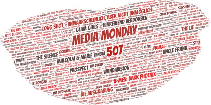 Media Monday #507