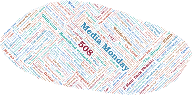 Media Monday #508