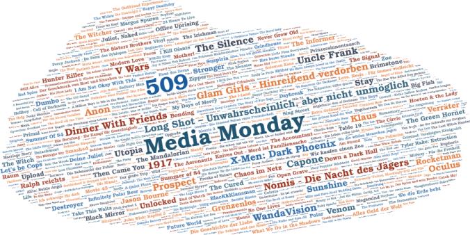 Media Monday #509
