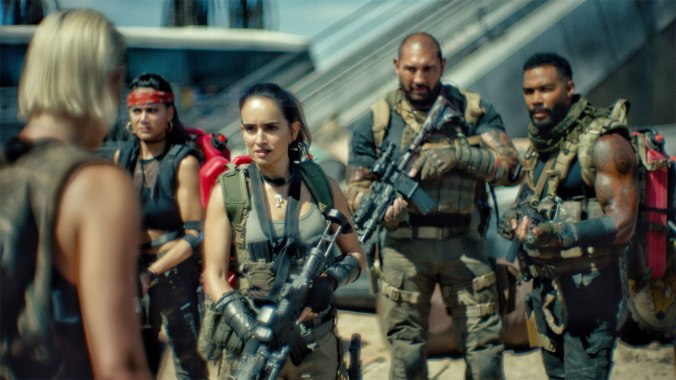 Army of the Dead (2021) | © Netflix