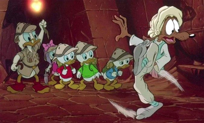 DuckTales: Jäger der verlorenen Lampe (1990) | © Walt Disney