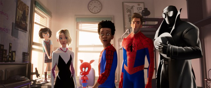 Spider-Man: A New Universe (2018) | © Sony Pictures Home Entertainment