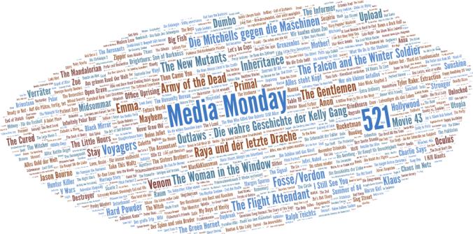 Media Monday #521