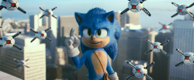 Sonic the Hedgehog (2020) | © Paramount Pictures (Universal Pictures)