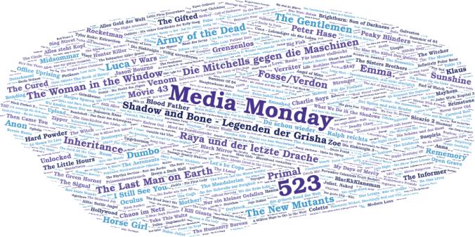 Media Monday #523