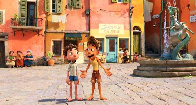 Luca (2021) | © Walt Disney