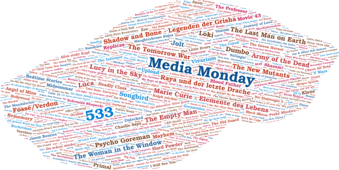 Media Monday #533